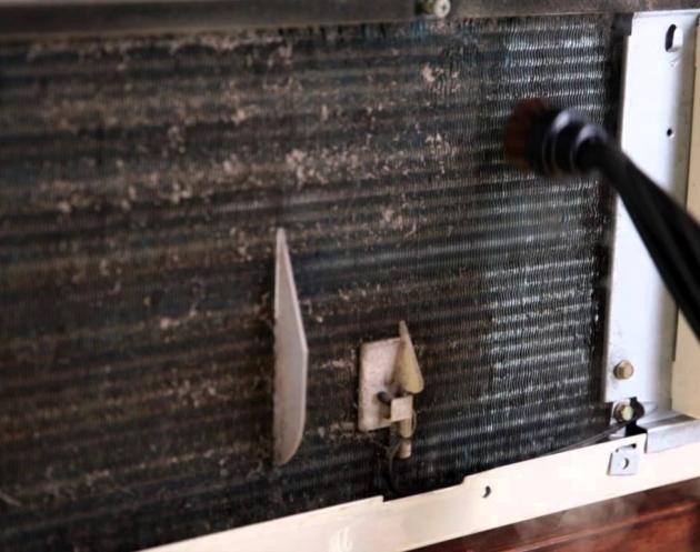 entretien unite exterieure climatisation